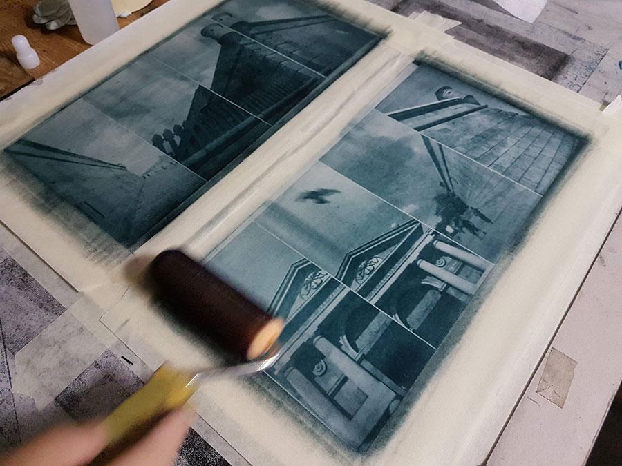Печать изображений в книгу Петропавловская Крепость