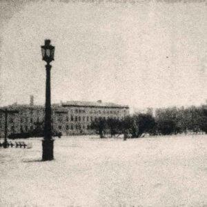 Петербург, март 2020