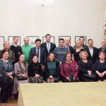 Выставка в Консульстве Литвы в СПб