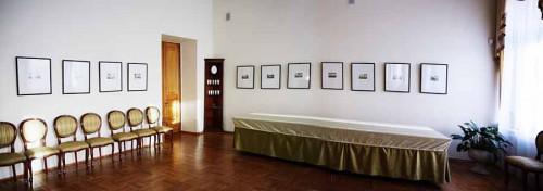 А. Ионаускас выставка в Генеральном консульстве Литвы в СПб